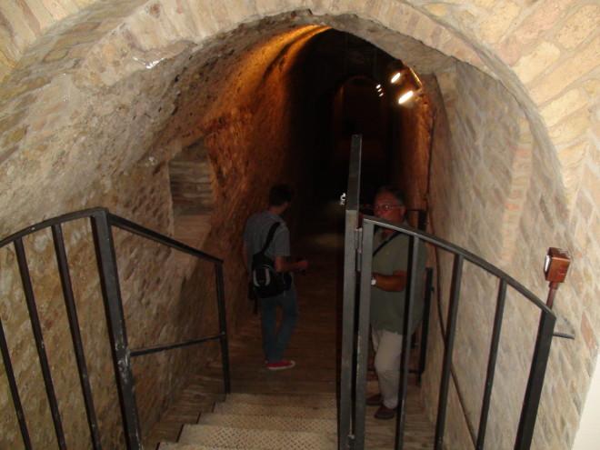Cisterna di largo dei Carbonari