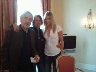 Robert De NIro in Abruzzo