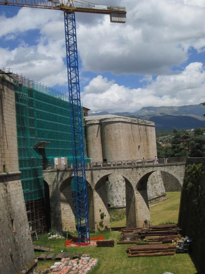 Ricostruzione post-sisma a L'Aquila