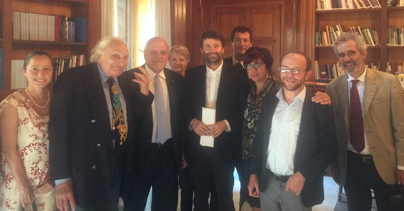 Il progetto esecutivo, dopo molte traversie, è stato finalmente affidato ad un architetto di fama internazionale: Salvador Perez Arroyo