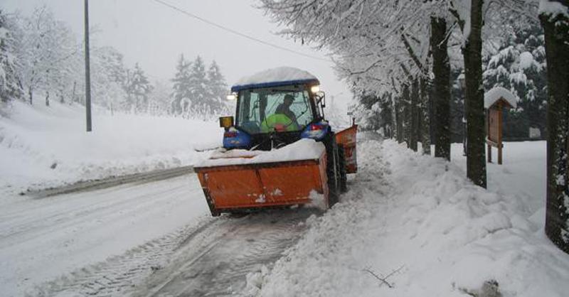 Piano Neve Abruzzo