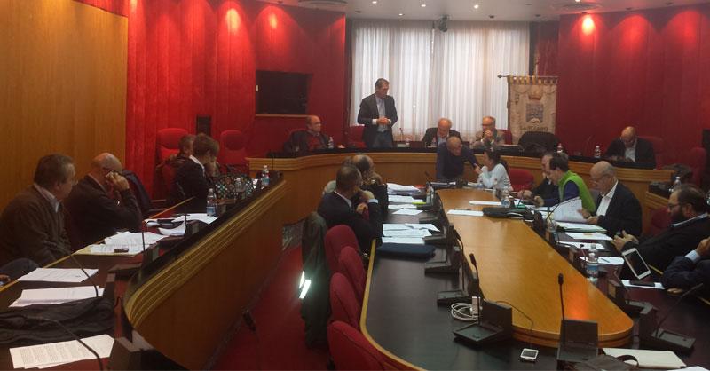 consiglio comunale Lanciano