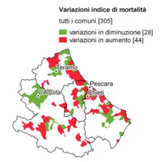 indice mortalità abruzzo