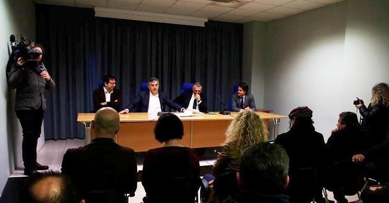 Conferenza stampa Nuova Pescara
