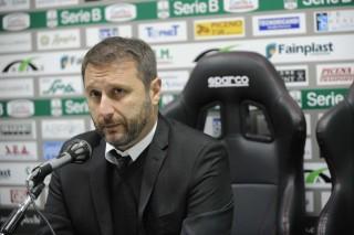 Denis Mangia, allenatore dellAscoli
