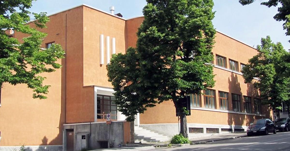 La sede del GSSI all'Aquila