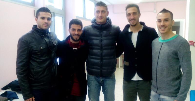 I nuovi acquisti Pescara calcio