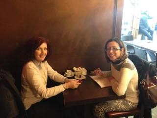 Maria Basile a colloquio con la nostra giornalista