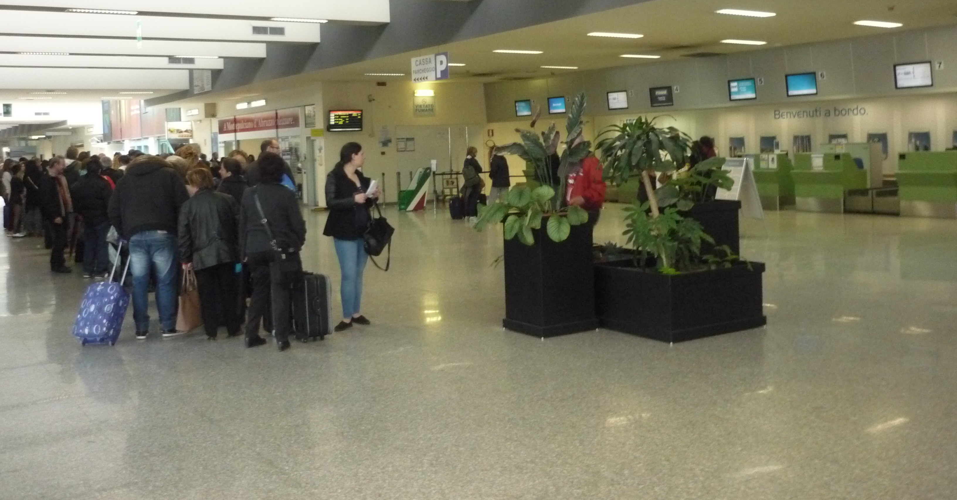 Aerostazione Aeroporto d'Abruzzo