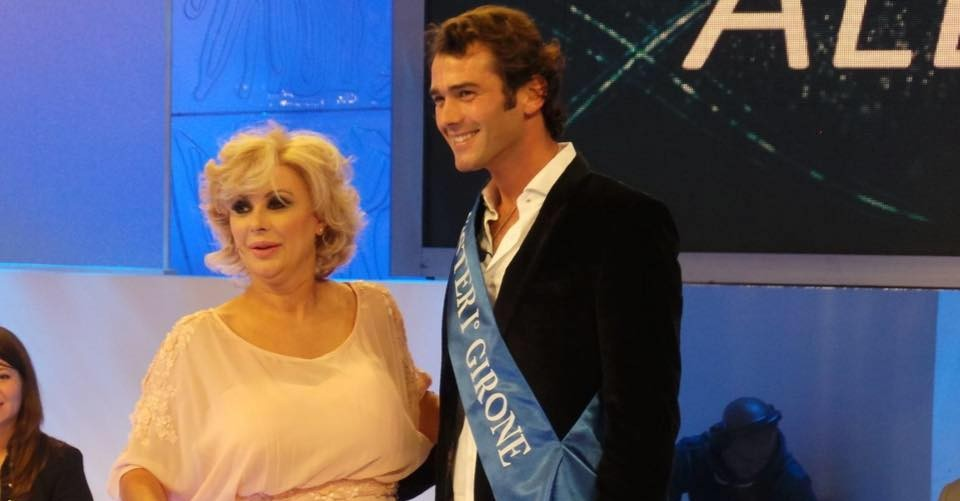 Alessio Consorte con Tina