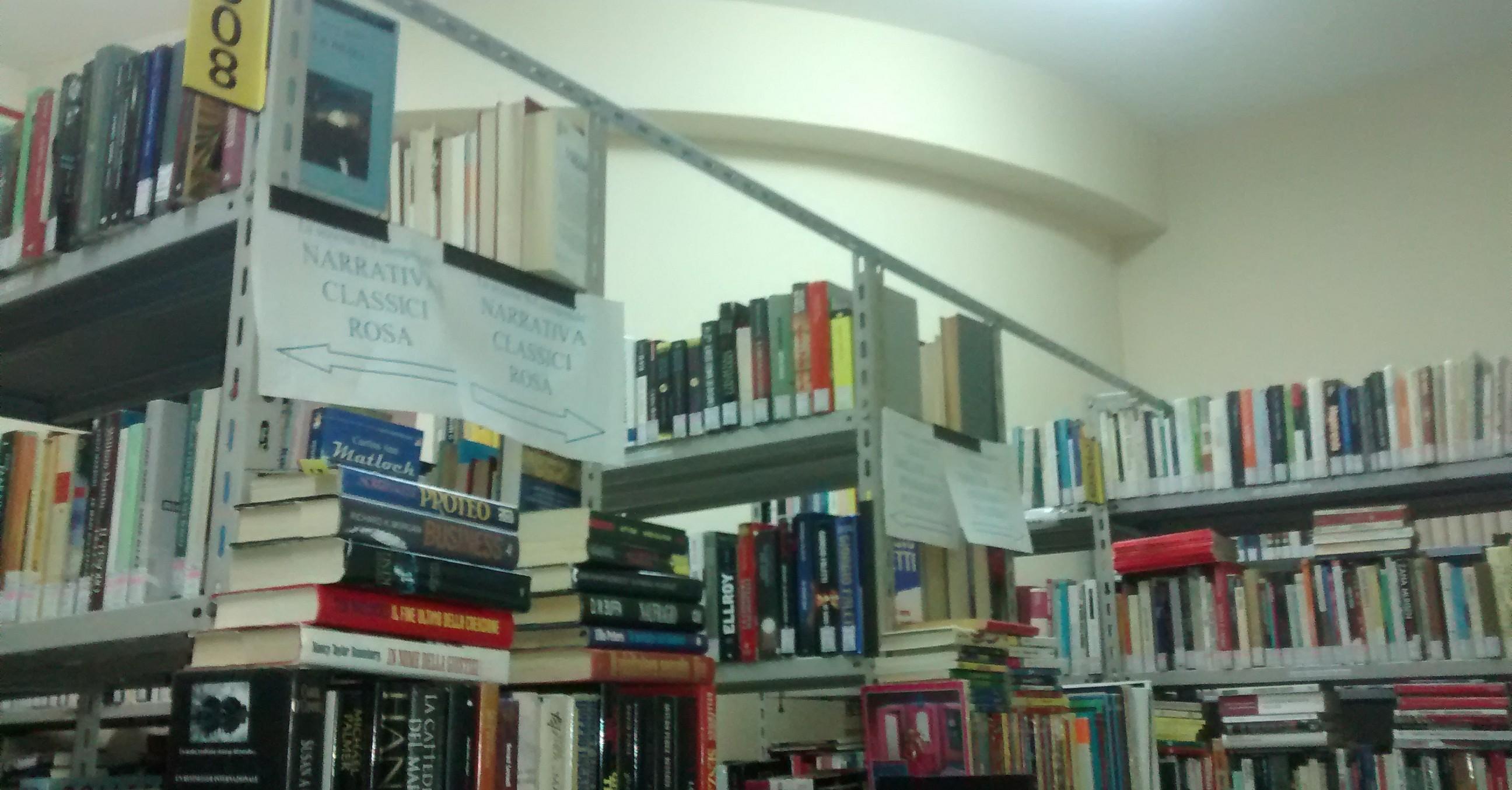 Biblioteca ospedale di Pescara