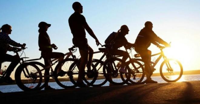 In bicicletta a Montesilvano