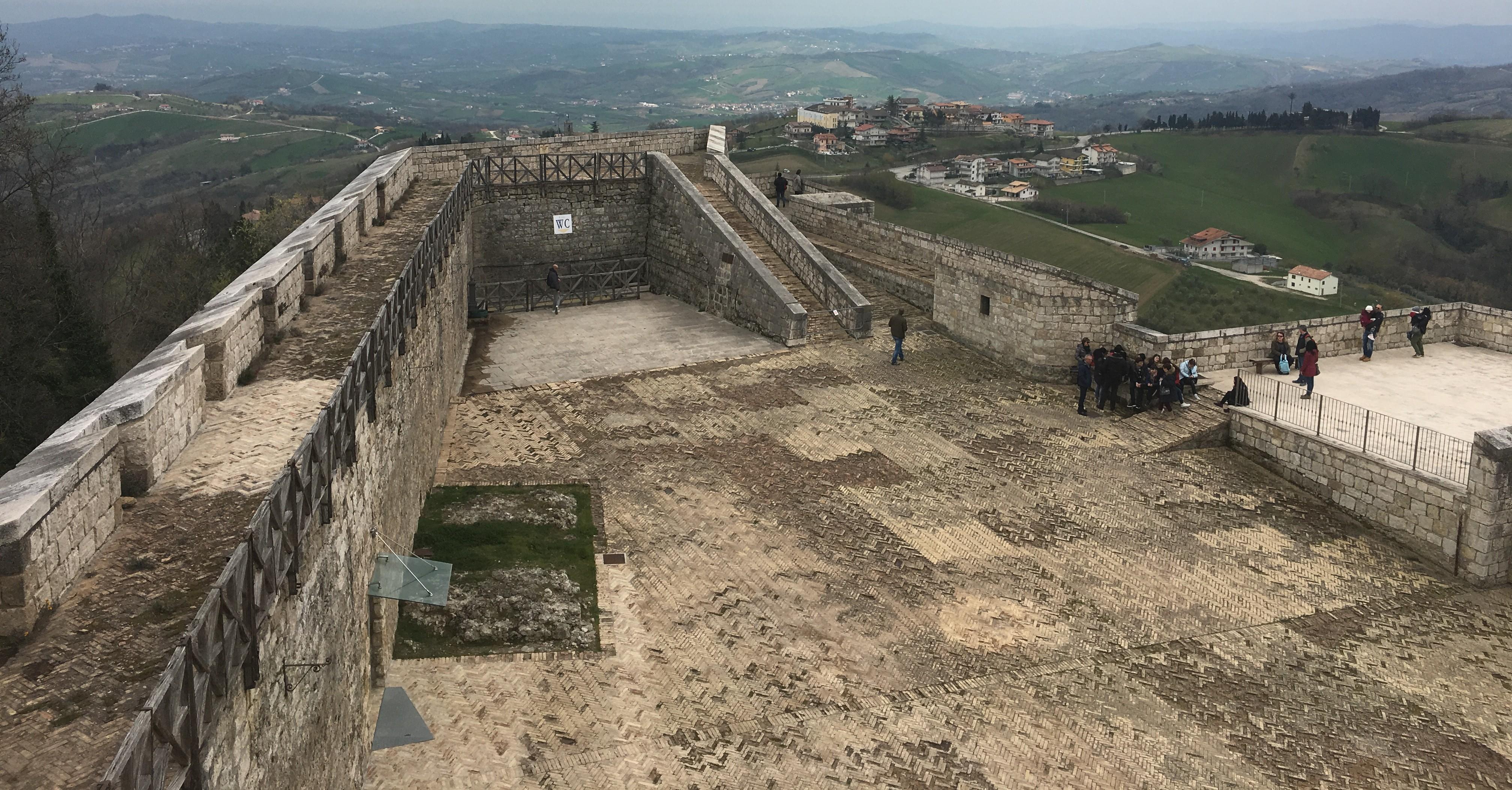 Fortezza delle Civitella - Civitella del Tronto