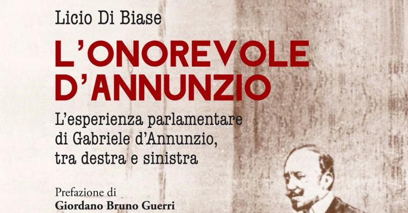 L'Onorevole D'Annunzio a Padova