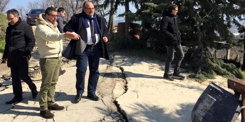 Sicurezza sismica - Sottosegretario Mazzocca