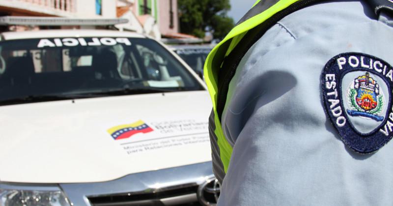 Polizia venezuelana