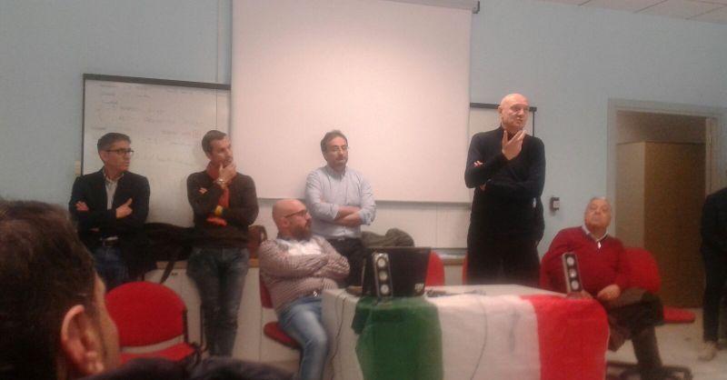 Sel Abruzzo a sostegno Thales