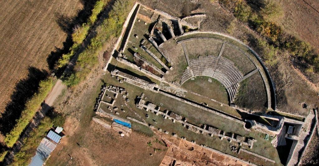 Amiternum Teatro romano