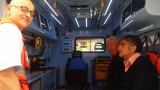 Asl Chieti, nuove ambulanze