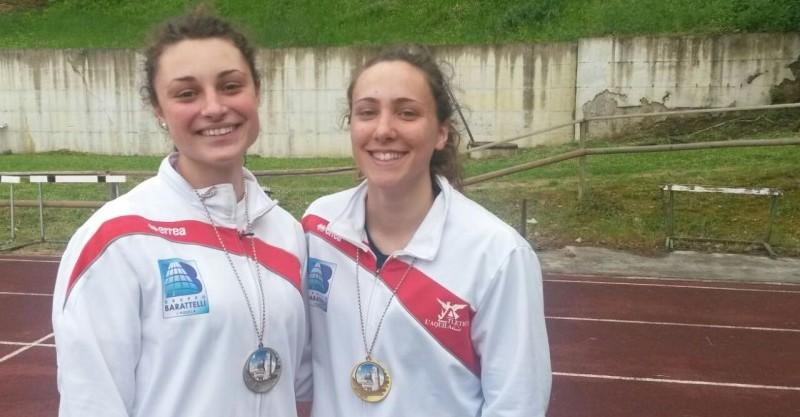 Chiara Tozzi e Ludovica Clementini