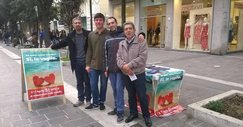 Sel Pescara Provinciale Referendum NoTriv