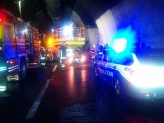 Vigili del fuoco e Polizia stradale
