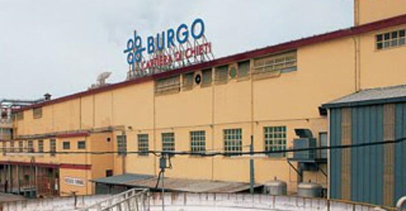 Ex Cartiera Burgo