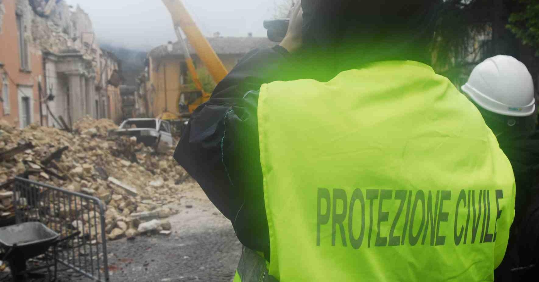 Protezione civile- L'Aquila