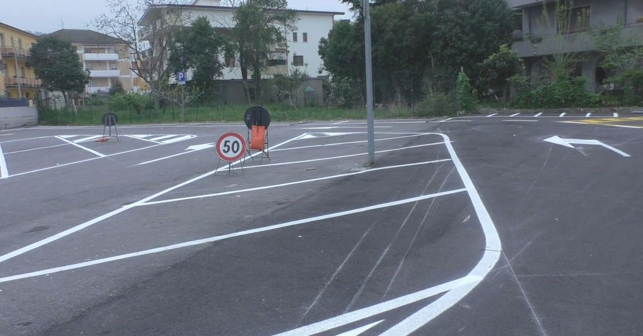 Nuovo parcheggio a Sambuceto