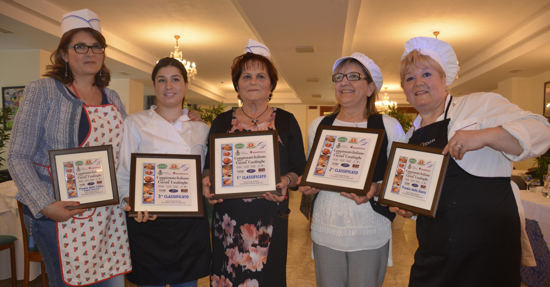 Campionato della cucina per casalinghe