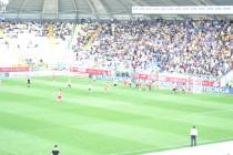 L'azione del quarto gol del Pescara