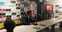 Massimo Oddo, conferenza stampa
