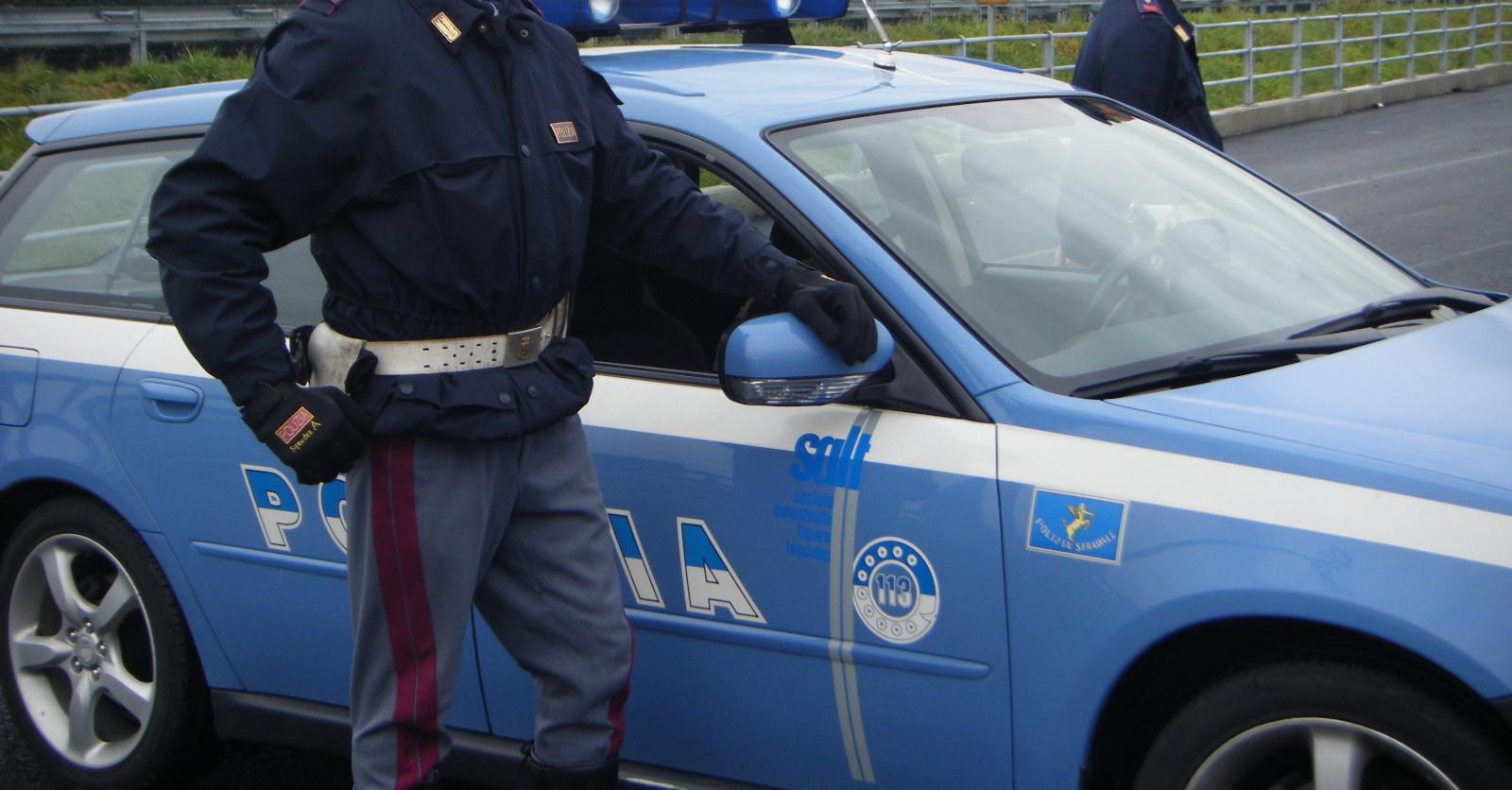 Polizia, campagna sicurezza a Teramo