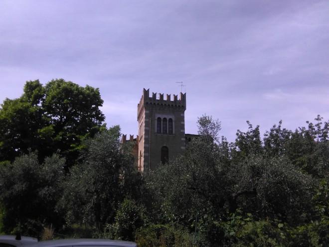 Veduta del Castello Giammaria