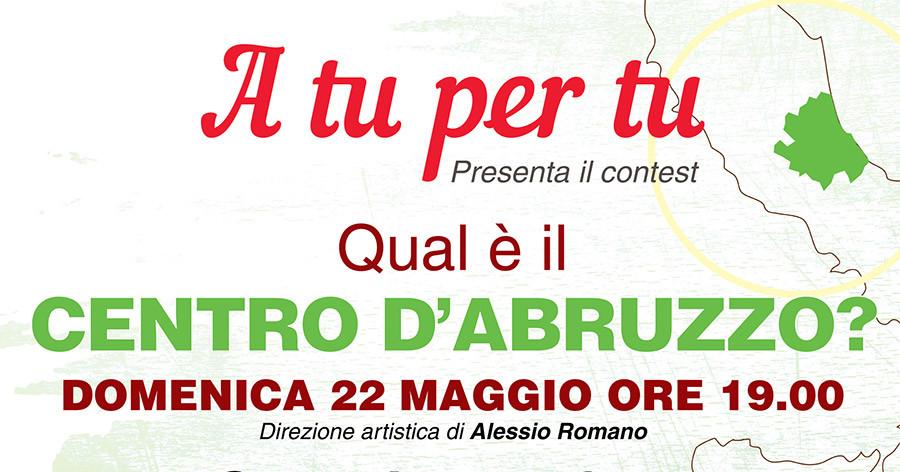 Qual è il centro d'Abruzzo