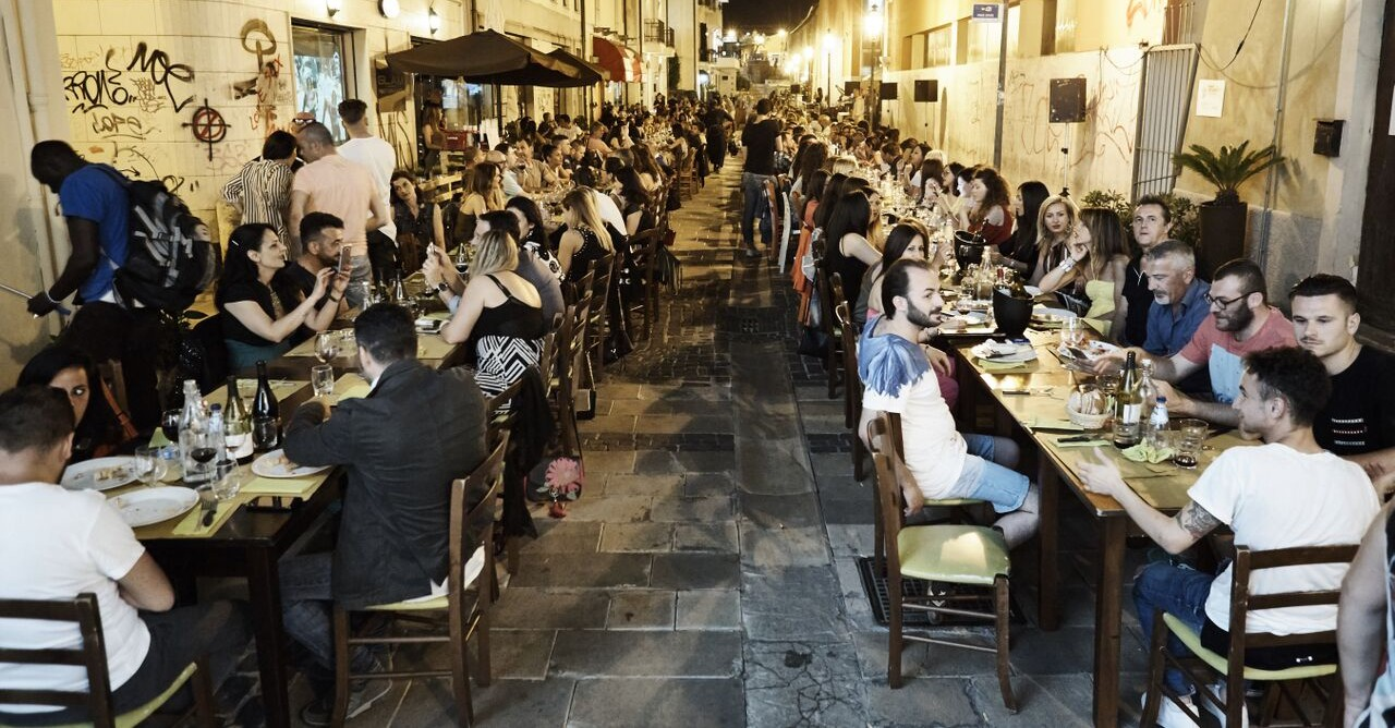 Giovedì unico a Pescara vecchia