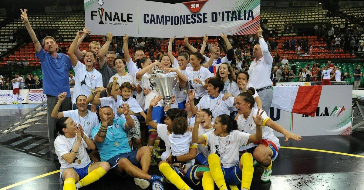 Montesilvano campione d'Italia