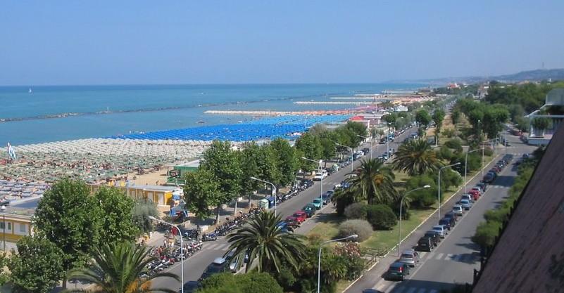 Parcheggi riviera Pescara