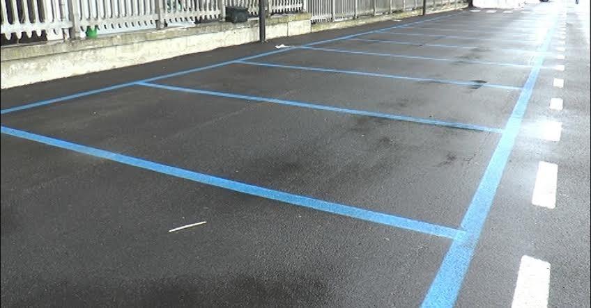 Parcheggio stazione Teramo