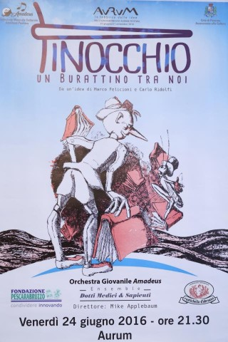 Pinocchio, un burattino tra noi