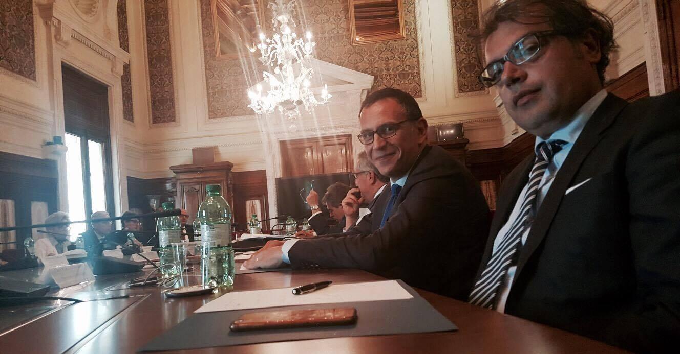 Il Comune di Pescara incontra il Governo