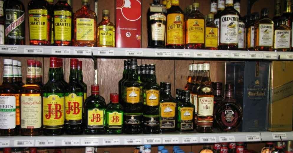 Liquori, ricettazione