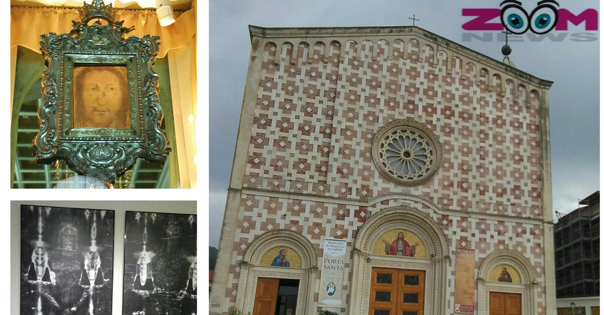 Manoppello collage