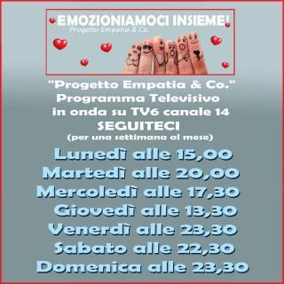 Programmazione Progetto Empatia & Co.