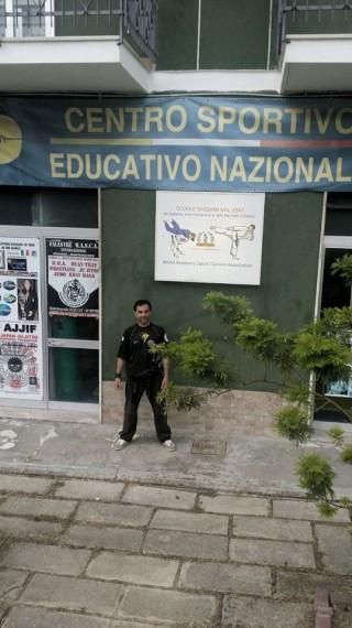 Centro sportivo educativo nazionale di Montesilvano