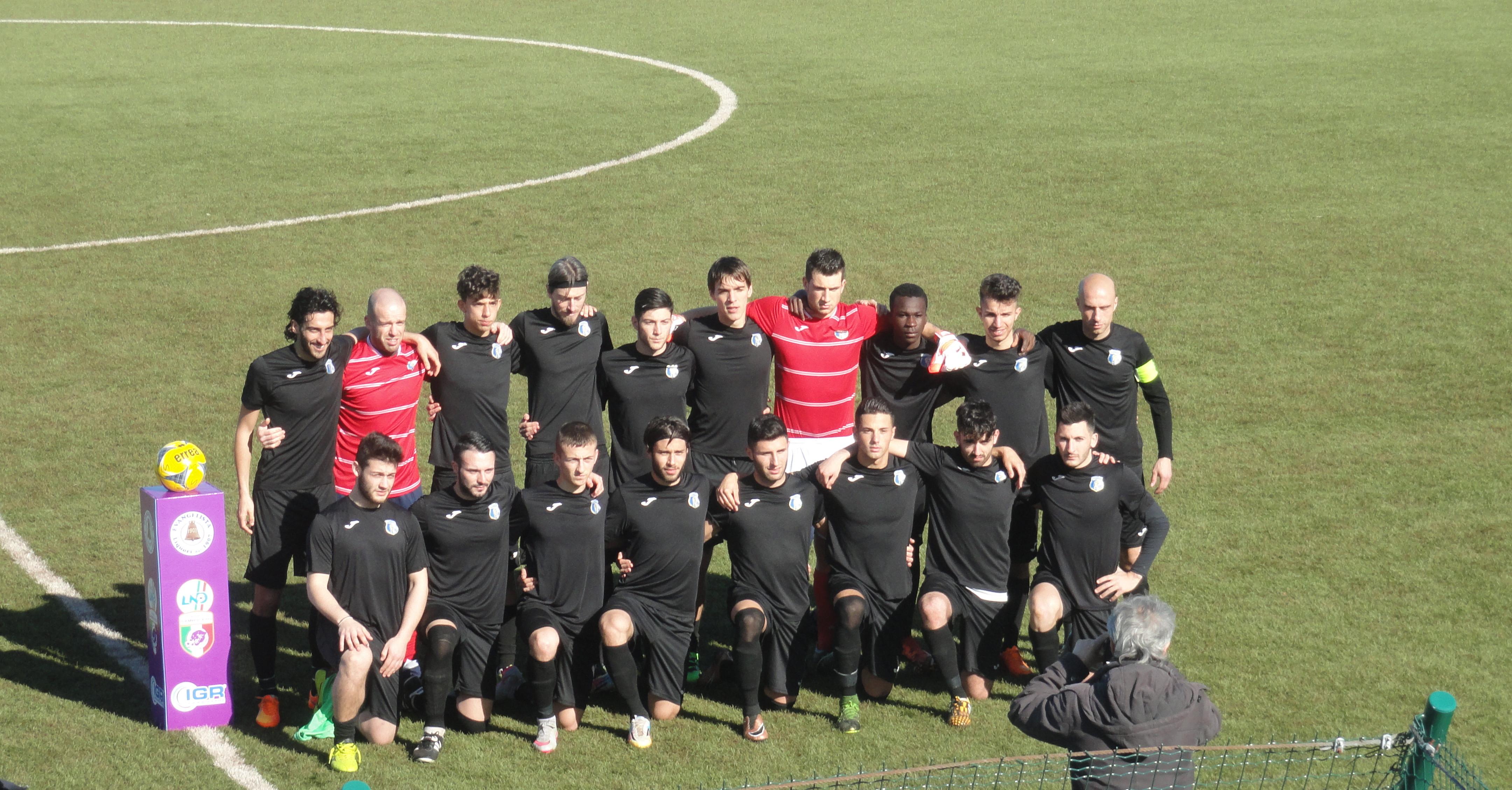 foto della squadra del martinsucuro