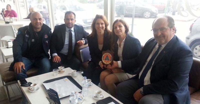 Ambasciata USA incontra Protezione Civile Regionale