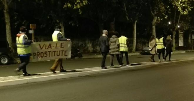protesta-via-de-gasperi