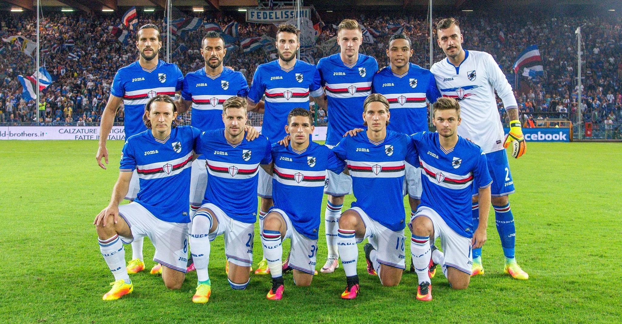 sampdoria-formazione-ufficiale