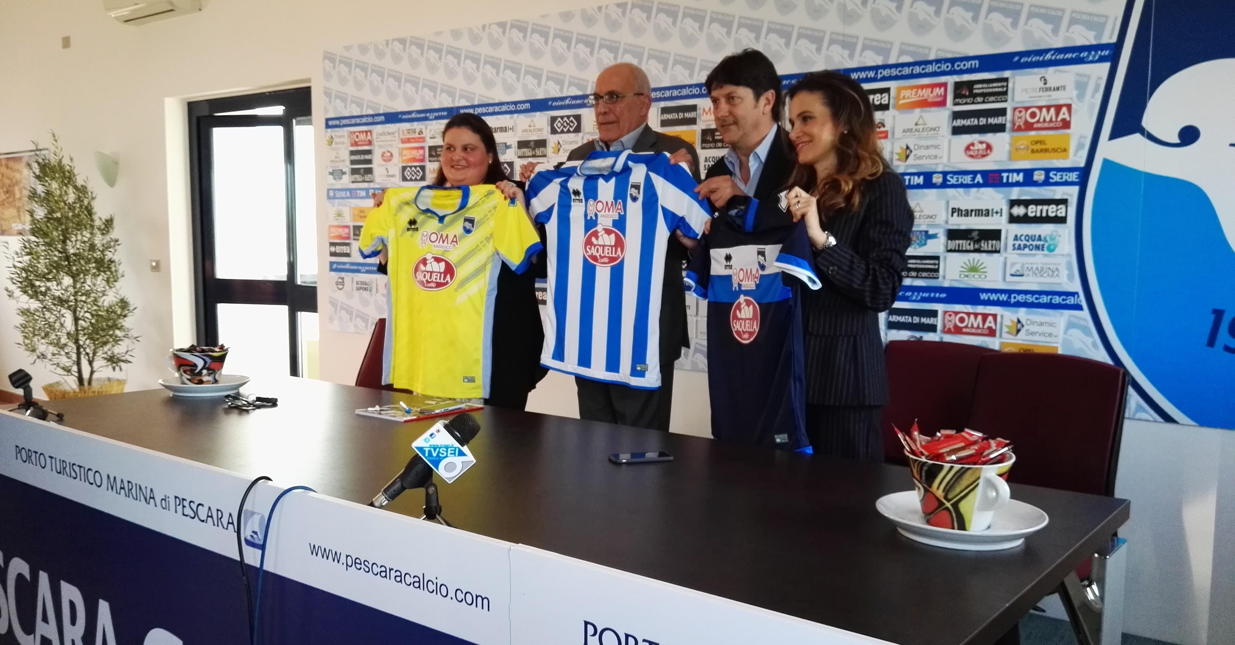 Saquella-nuovo-sponsor-Pescara-Calcio.